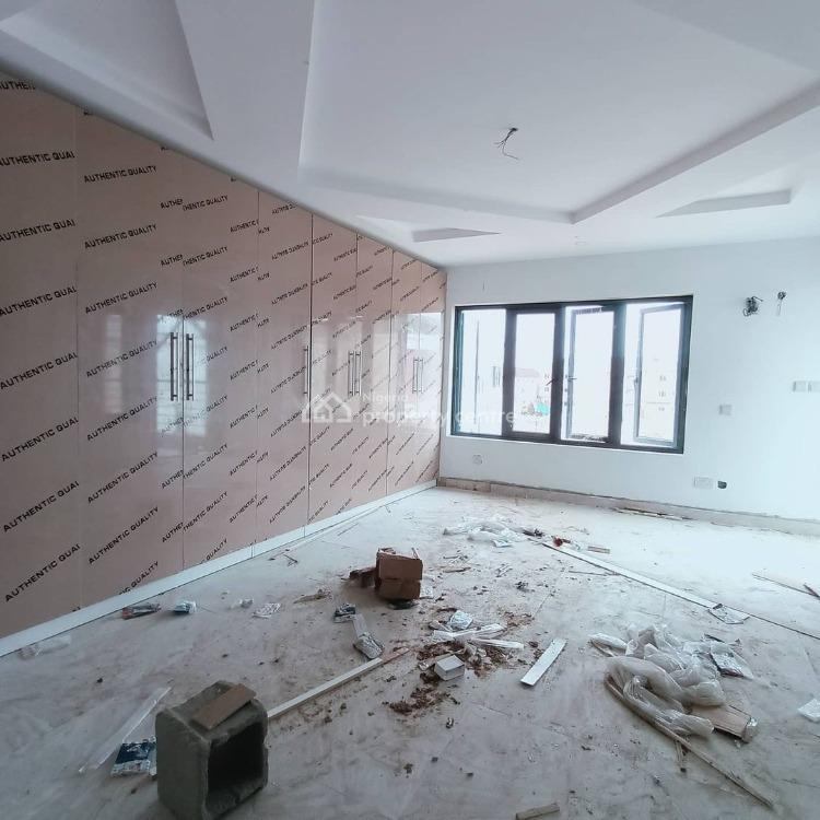 4 Bedroom Terrace Duplex on 3 Floors with Top Notch Finishing., Ikate Elegushi, Lekki, Lagos, Terraced Duplex for Sale