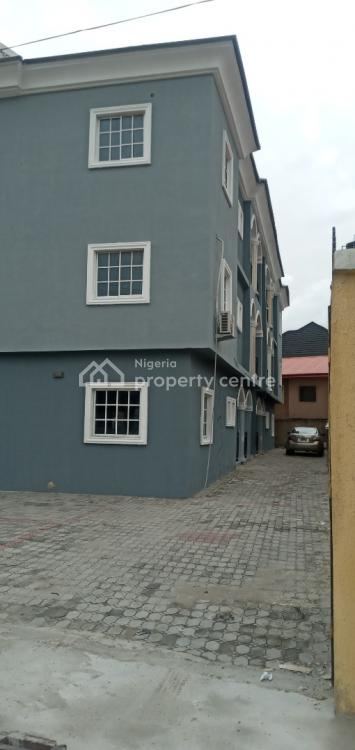 a Tastefully Renovated 3 Bedroom Flat Upstairs, Badore Axis, Badore, Ajah, Lagos, Flat / Apartment for Rent
