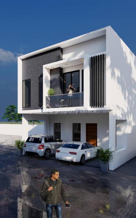 Off Plan Luxury 4 Bedroom Terrace Duplex 90% Ready, 9 Orchid Road, Lekki, Lagos, Terraced Duplex for Sale