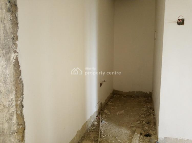 4 Bedroom Carcass Terraced with Bq, Ilaje, Ajah, Lagos, Terraced Duplex for Sale
