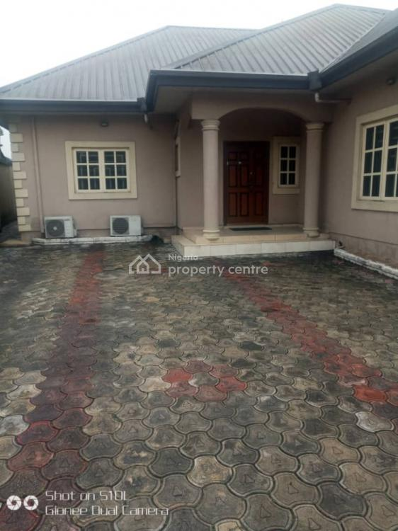Very Standard 3 Bedroom with Federal Light, Rumuokwurusi, Port Harcourt, Rivers, Flat for Rent