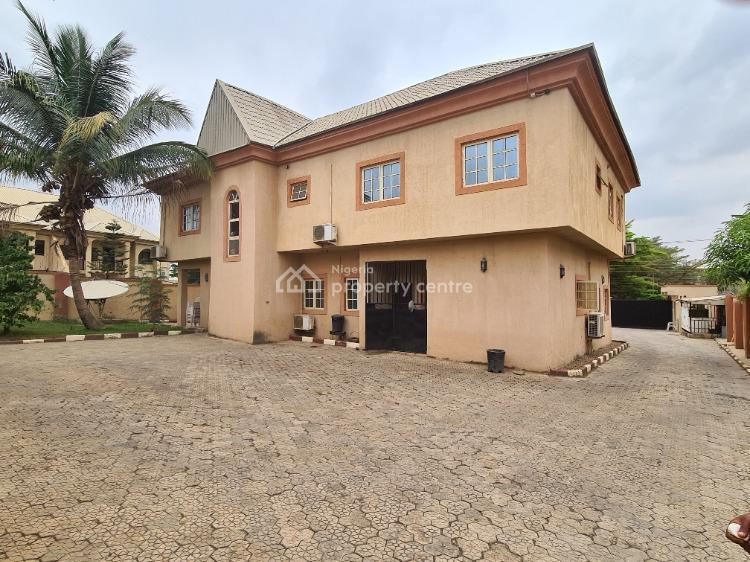 Massive 6 Bedroom House + 3 Room Detached Bq, Gaduwa, Abuja, Detached Duplex for Sale