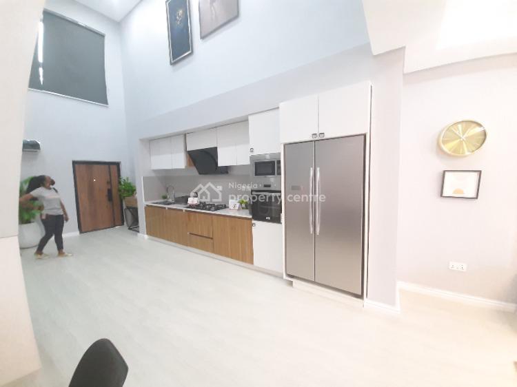Spacious & Standard 1 Bedroom Masssionette, Abraham Adesanya, Lekki Phase 2, Lekki, Lagos, Terraced Duplex for Sale