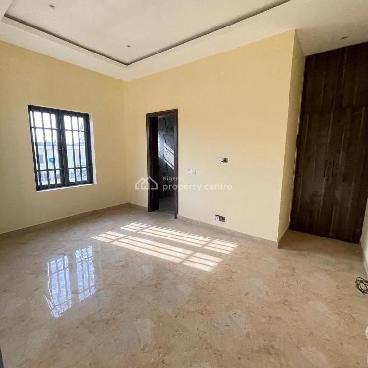 Newly Built 4 Bedroom Semi- Detached Duplex with a Room Bq;, Ikate, Lekki, Lagos, Semi-detached Duplex for Sale