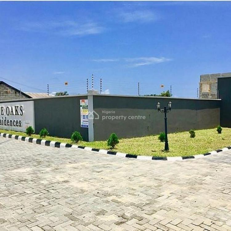 Luxury 3 Bedroom Bungalow, Eleko Beach Road, Off Lekki/epe Express, Lekki, Lagos, House for Sale