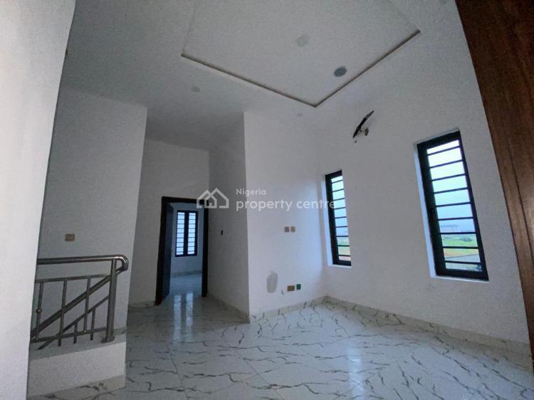 4 Bedrooms Semi-detached Duplex with Bq, Chevron, Lekki, Lagos, Semi-detached Duplex for Sale