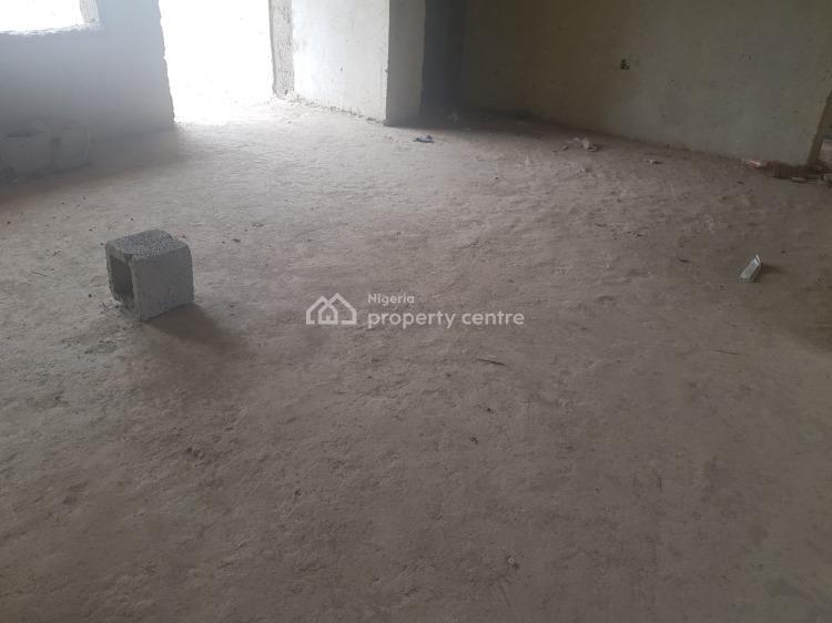 3 Bedrooms Carcass, Gwarinpa Within an Estate, Gwarinpa, Abuja, Detached Bungalow for Sale