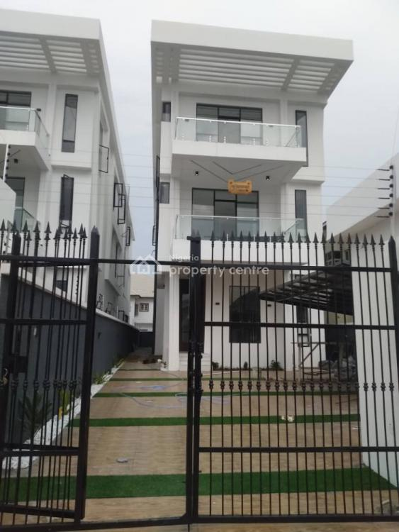 Luxury Is Everything in This Executive Mansion with 2 Room Bq, Off Admiralty Road, Lekki Phase 1, Lekki, Lagos, Detached Duplex for Sale