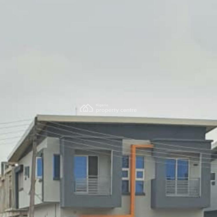 4 Bedroom Semi-detached Duplex with Specious Bq, Elizabeth Court, Ifo, Ogun, Semi-detached Duplex for Sale
