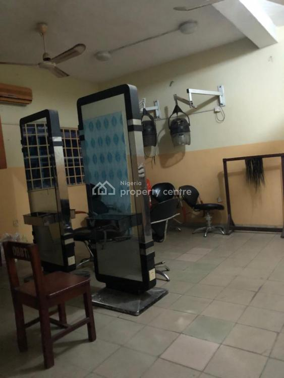 Office/commercial/shop Space on The Groundfloor, By Commercial Avenue, Sabo, Yaba ( Close to Ozone Cinemas), Sabo, Yaba, Lagos, Office Space for Rent