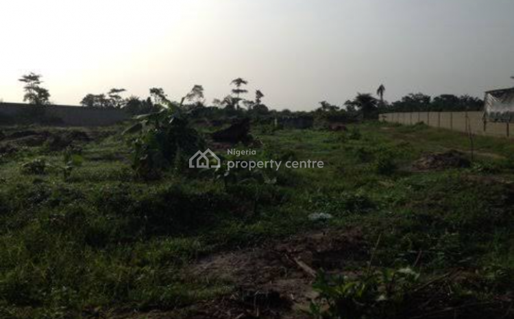 a Plot of Land in a Cool and Secured Serene Environment, Alagbaka, Akure, Ondo, Mixed-use Land for Sale