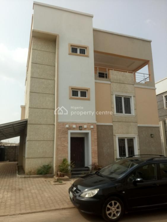 a Tastefully Finished New 6 Bedroom Fully Detached Duplex with 1 Bq, After Legislative Quarters, Apo, Abuja, Detached Duplex for Rent