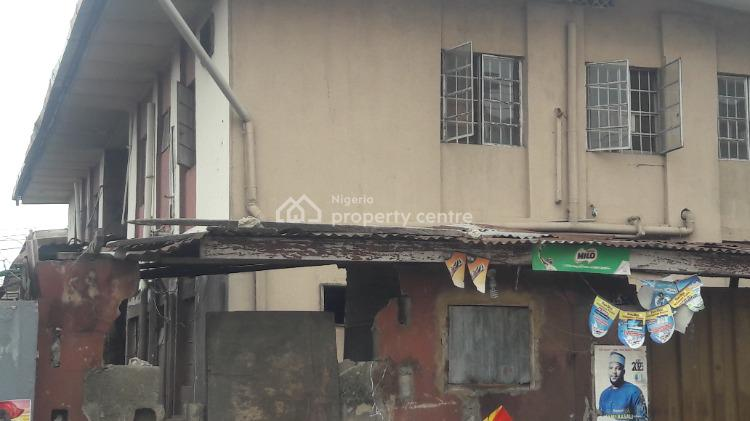 a  Demolishable Building, Mende, Maryland, Lagos, Block of Flats for Sale