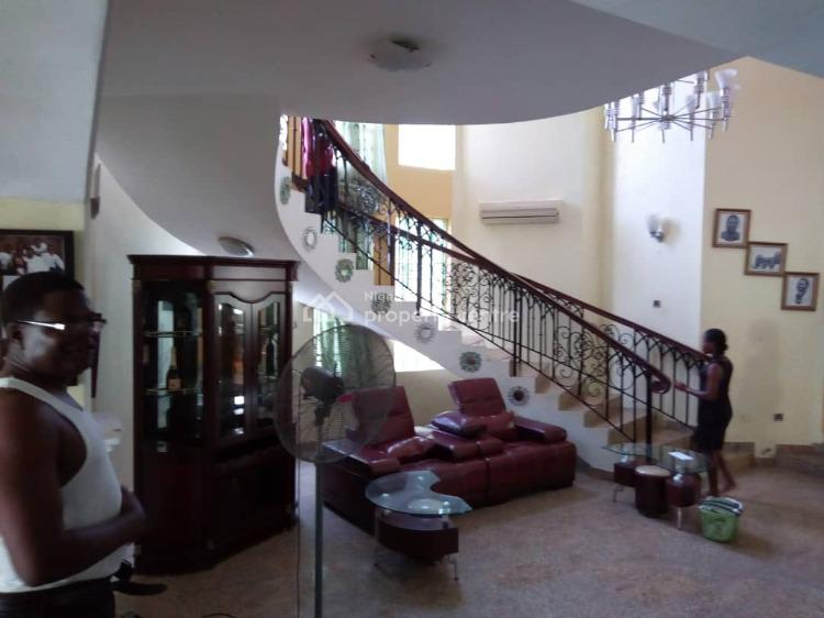 Luxury 5 Bedroom Fully Detached Duplex, Victoria Garden City Road 3, Lekki Expressway, Lekki, Lagos, Detached Duplex for Sale