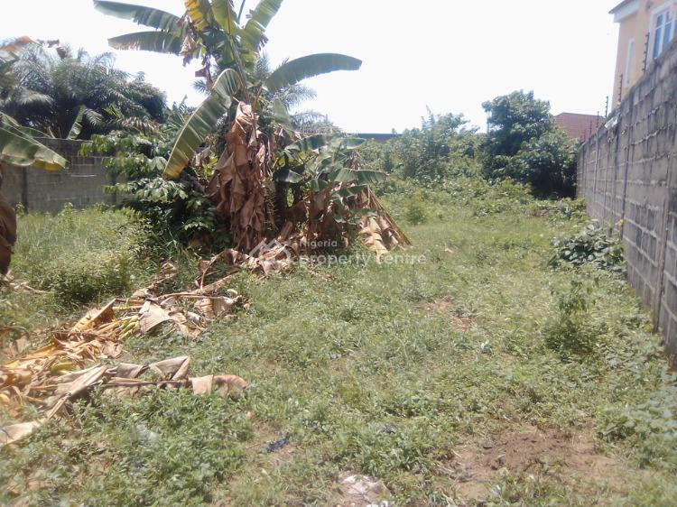 Fenced Dry Land in The Middle of New Houses, Behind Abraham Adesanya and Lekki Garden, Ajah, Lagos, Residential Land for Sale