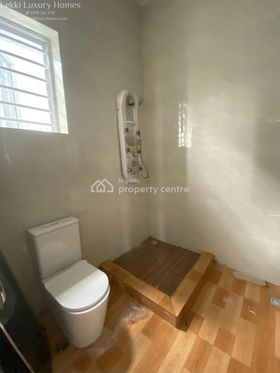 Newly Built 4 Bedroom Detached Duplex with B.q, Ikota, Lekki, Lagos, Detached Duplex for Sale