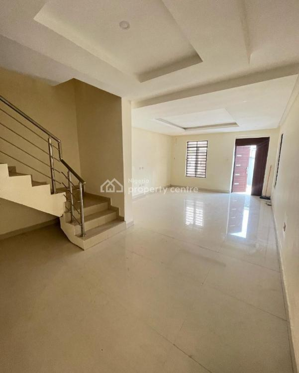 Nicely Built 5 Bedroom Townhouse Duplex with a Room Bq;, Ikate, Lekki, Lagos, House for Sale