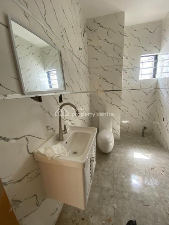Brand New 4 Bedroom Detached Duplex with B.q, Ikota, Lekki, Lagos, Detached Duplex for Sale