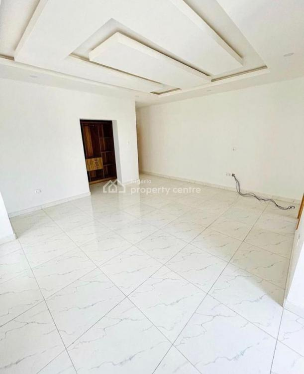 Brand New Spacious 3 Bedroom Terrace Duplex with Bq;, Chevron, Lekki, Lagos, Terraced Duplex for Sale