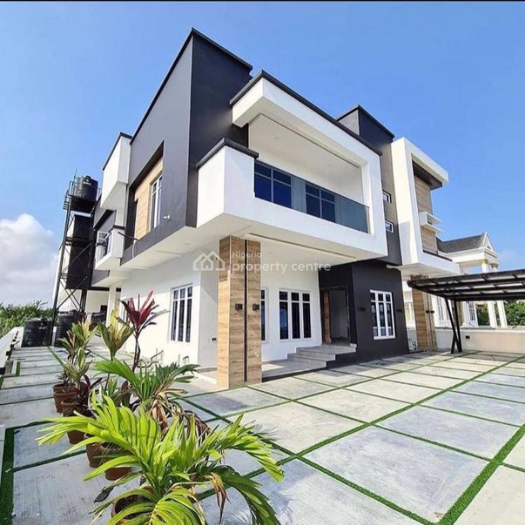 Luxury 5 Bedroom Detached Duplex, Orchid, Lekki, Lagos, Detached Duplex for Sale