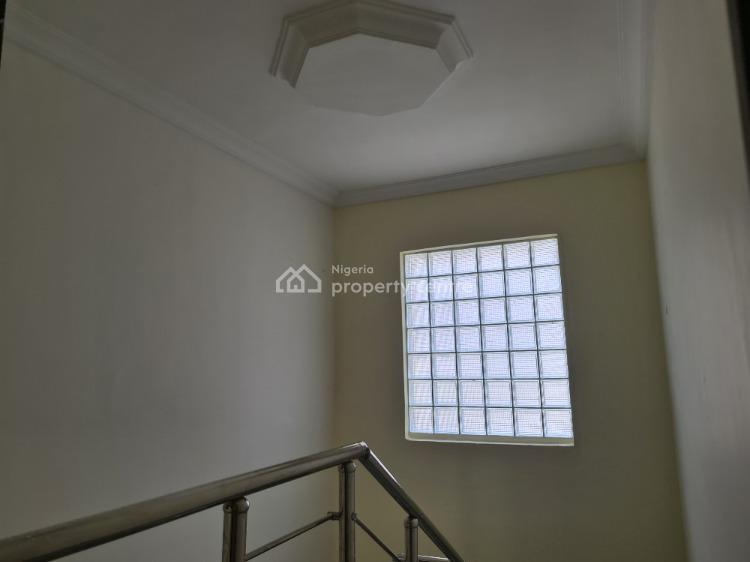 Newly Built Four Bedroom Detached House, Compound Can Take a Pool, Off Chevron Drive, Lekki Phase 1, Lekki, Lagos, Detached Duplex for Sale