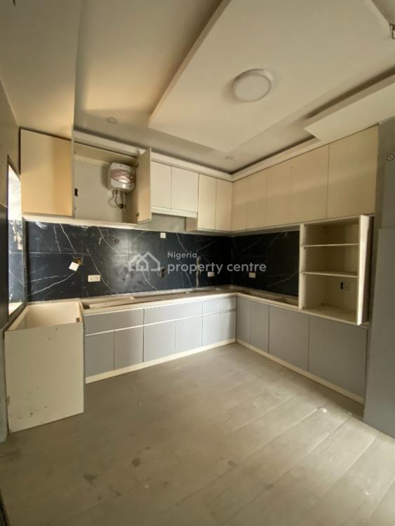 Newly Built 3 Bedroom Apartment with B.q, Ikate, Lekki, Lagos, Flat / Apartment for Sale