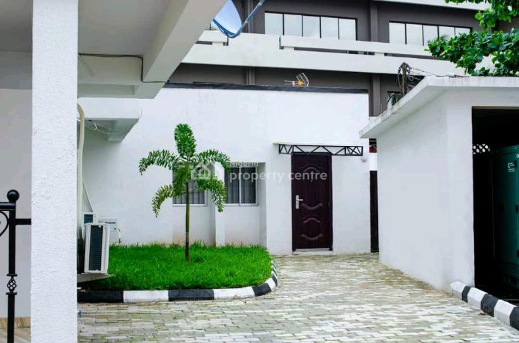 6 Bedroom Fully Detached Spacious House with 2 Rooms Bq, Victoria Island (vi), Lagos, Detached Duplex for Sale