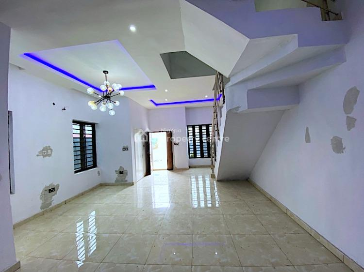New House, Good Investment. 4 Bedrooms Semi Detached House with Bq, Orchid Road, Lekki, Lagos, Semi-detached Duplex for Sale