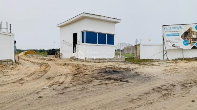 Located in a Serene Area, Buy and Build. You Dont Want to Miss This, 3 Minutes From The Lekki-epe Expressway, Alatishe Town, Bogije, Ibeju Lekki, Lagos, Residential Land for Sale