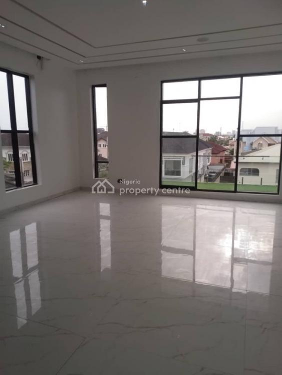 Newly Built 5 Bedrooms Fully Detached Duplex with 2 Rooms Bq, Off Admiralty Way, Lekki, Lagos, Detached Duplex for Sale