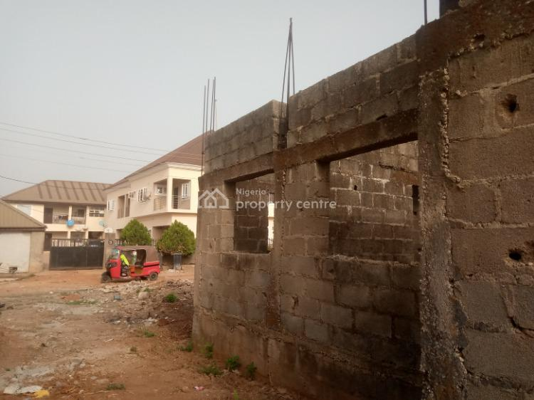 4 Units ,3 Bedrooms Blocks of Flats Carcass, Post Army Barracks, Kurudu, Abuja, Block of Flats for Sale
