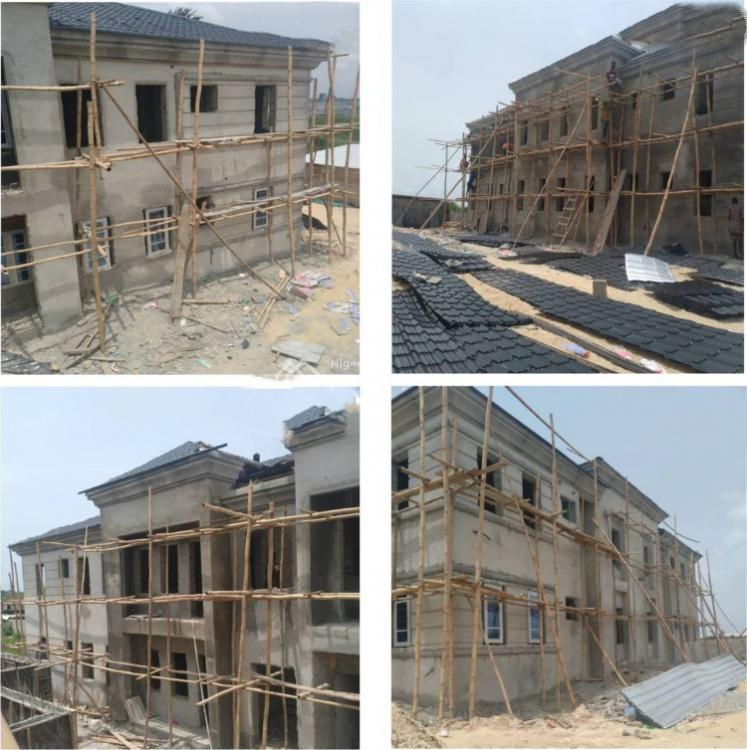 Luxury 3 Bedroom Flats, Haven Residence in Abijo G.r.a, Abijo, Lekki, Lagos, Flat / Apartment for Sale