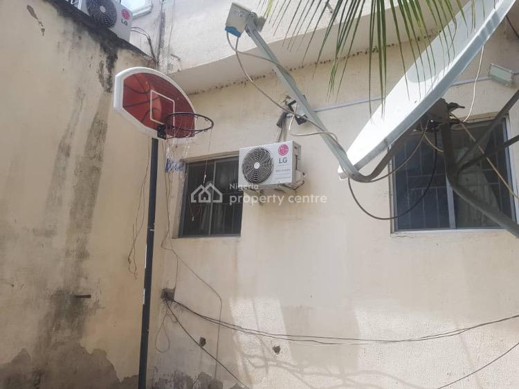 Upgradable 3 Bedrooms Terrace Duplex with Massive Space at Rear, Fcda Quarters, Off Aminu Kano Crescent, Wuse 2, Abuja, Terraced Duplex for Sale