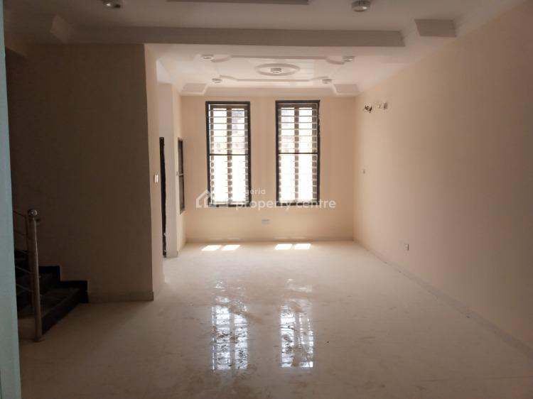 Newly Built 4 Bedroom Self Serviced Terrace House with a Room B.q, Off Oniru Palace Road, Oniru, Victoria Island (vi), Lagos, Terraced Duplex for Rent