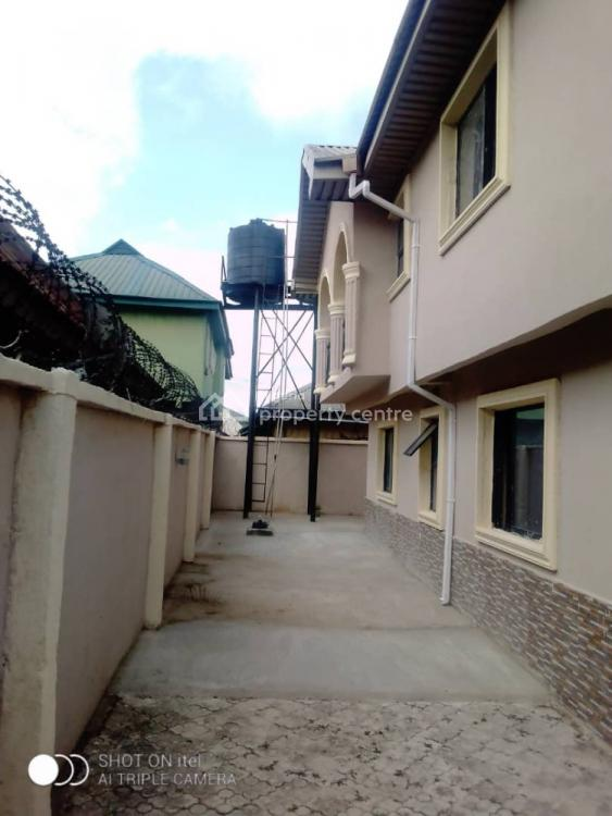 Newly Finished Block of 4 Flats, 3 Bedrooms Each (vacant Possession), Sight and Services, Off World Bank Road, Owerri Municipal, Imo, Block of Flats for Sale