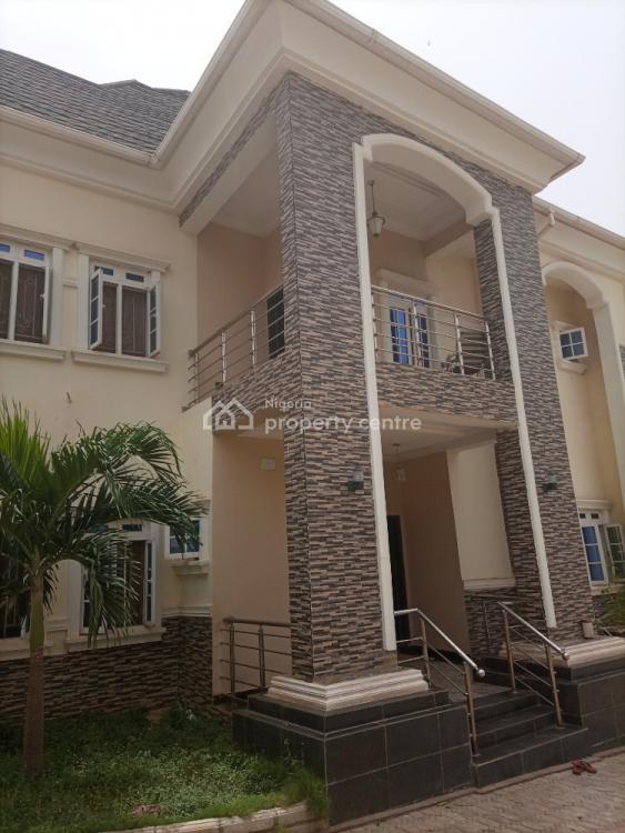 Massive Edifice, Luxury Finished 5 Bedrood Detached Duplex with Bq, Efab Metropolitan Estate Karastana, Gwarinpa, Abuja, Detached Duplex for Sale