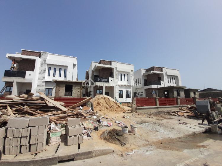 Luxury & Spacious 5 Bedroom Duplex with Bq, Ajah, Lagos, Detached Duplex for Sale