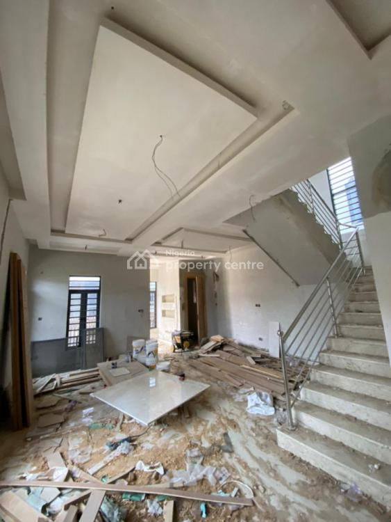 Luxury 5 Bedrooms Fully Detached Duplex House with Bq, Ikate, Lekki, Lagos, Detached Duplex for Sale