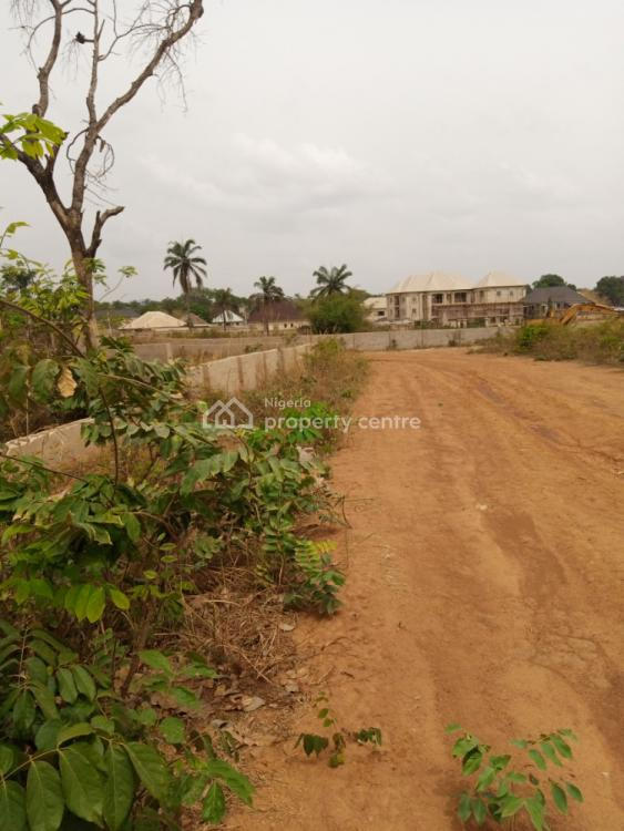 654 Square Metres Inside Estate, Fortress Estate By Centenary City, Enugu, Enugu, Residential Land for Sale