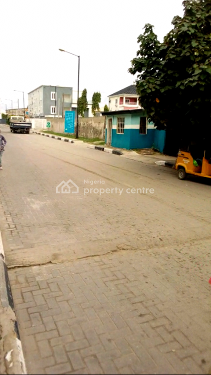 2 Plots of Land, Fenced and Gated, Atlantic View Estate Off Alpha Beach Road, Lekki, Lagos, Residential Land for Sale