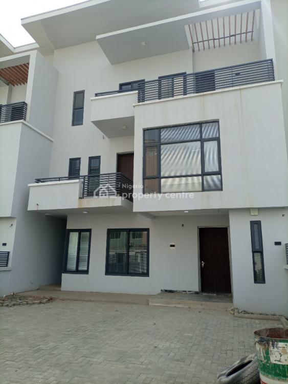 Exotic 5 Bedrooms Duplex, Guzape District, Abuja, Terraced Duplex for Rent