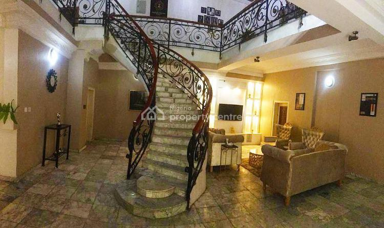 Massive 5 Bedroom Villa, 2nd Toll Gate, Lekki, Lagos, Detached Duplex Short Let