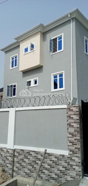 an Awesomely Finished Brand New 2 Bedroom Flat Upstairs and Down Stairs, Remilek Estate, Badore, Ajah, Lagos, Flat / Apartment for Rent
