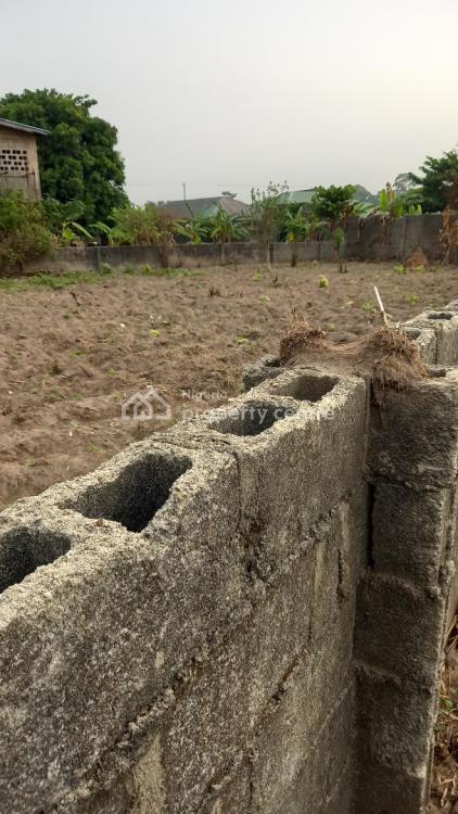 One Plot of Land, Oke-ota, Ibeshe, Ikorodu, Lagos, Residential Land for Sale