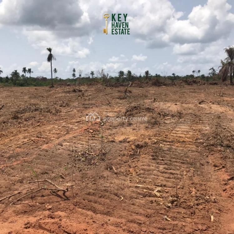 Plots of Land in Bogije, Key Haven Estate Bogije Shapati, Bogije, Ibeju Lekki, Lagos, Residential Land for Sale