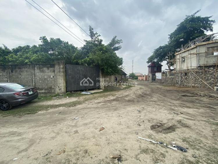 1100sqm of Land, Orchid Lafiaji, Lekki, Lagos, Land for Sale