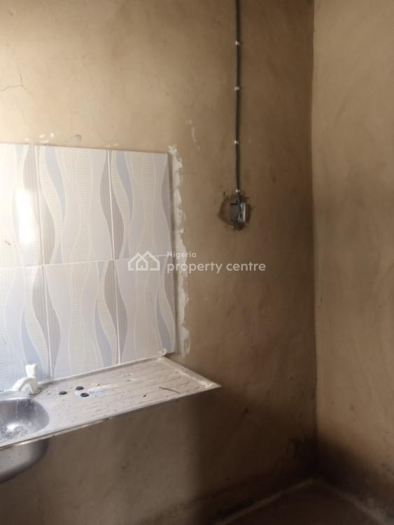 Newly Built Room Self Contained, Bajulaiye, Shomolu, Lagos, Self Contained (single Rooms) for Rent