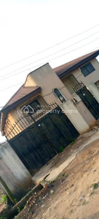 Five Bedroom Duplex with Two Unit of Two Bedroom and C of O, Baruwa, Ipaja, Lagos, Block of Flats for Sale
