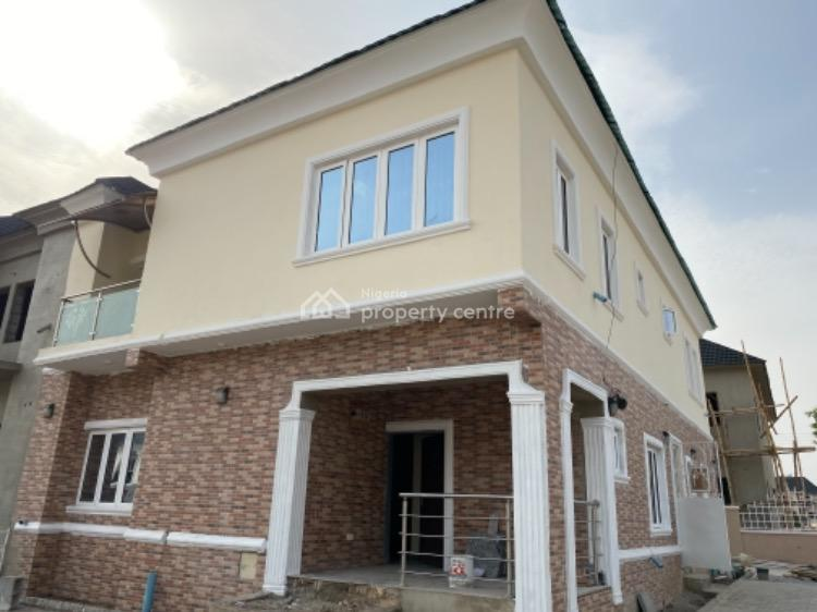 a Very Beautiful Home in a Cozy Enclave, Airport Road   River Park Estate, Lugbe District, Abuja, Semi-detached Duplex for Sale