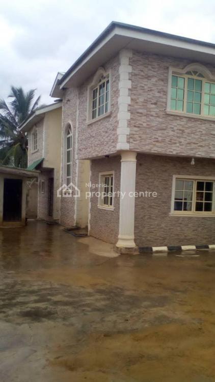 Four Bedroom Duplex, 1st Gate Obaile Housing Estate, Akure, Ondo, Detached Duplex for Sale